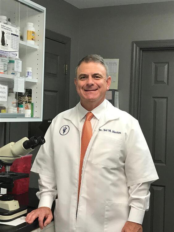 Dr. Ted Hankes